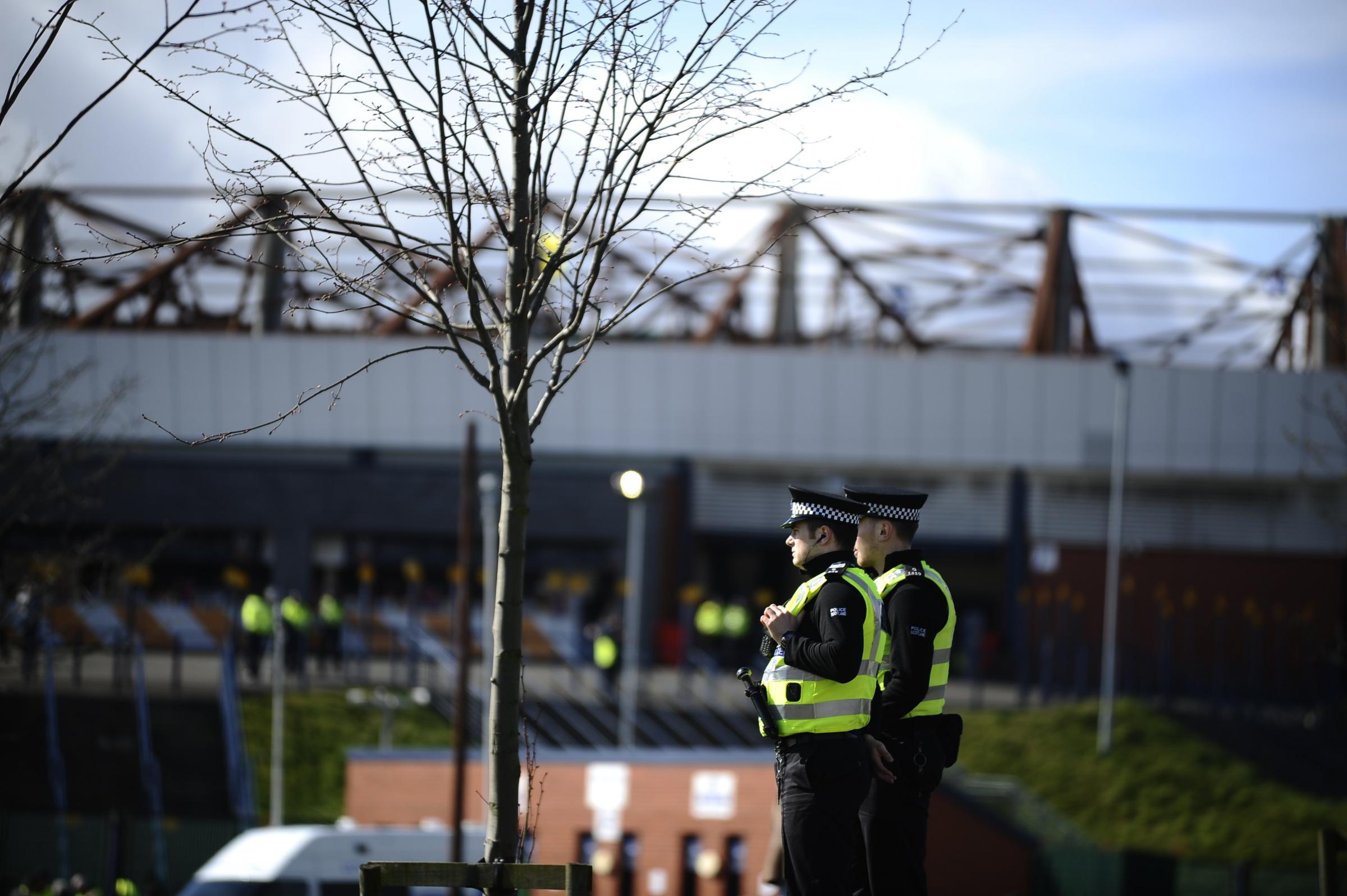SNP Government refuses to publish football sectarianism report findings