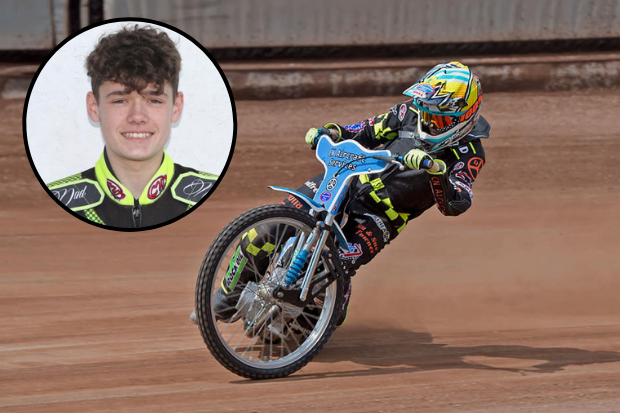 Speedway racer, 15, on life support after crash during Glasgow race