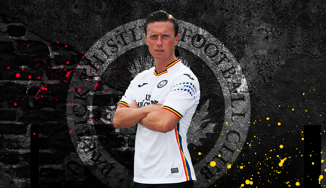Partick Thistle's kit launch shows precisely why the new strip is a good idea