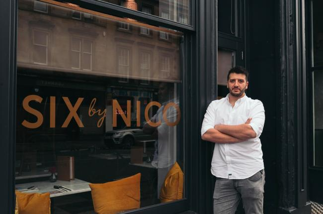 Six By Nico ventures to England with Manchester branch