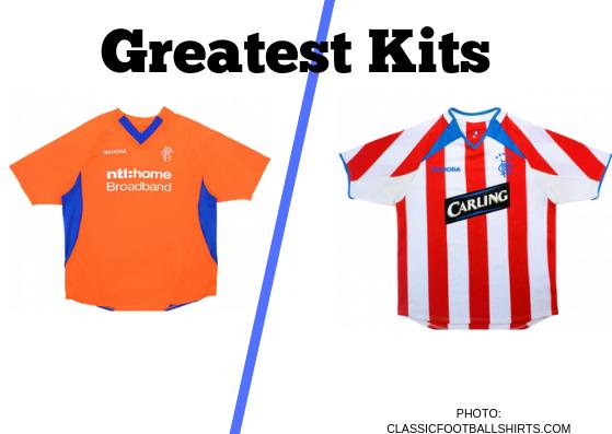 We're now into the last eight of our Greatest Kits reader poll and things are going to get a little trickier from here on in