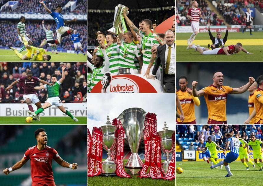 Key dates for the Scottish Premiership 2019/20 season