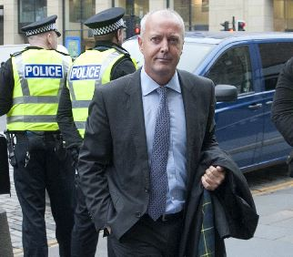 Ex-Rangers administrator starts  £2m damages action against Police Scotland
