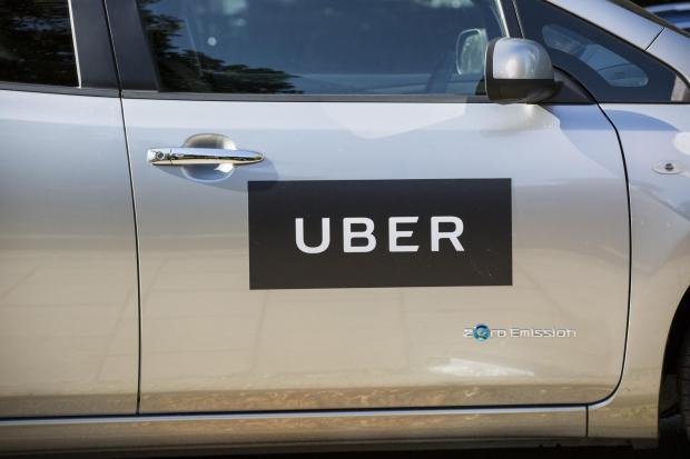 Glasgow Uber driver caught 'pirating' after losing money at casino