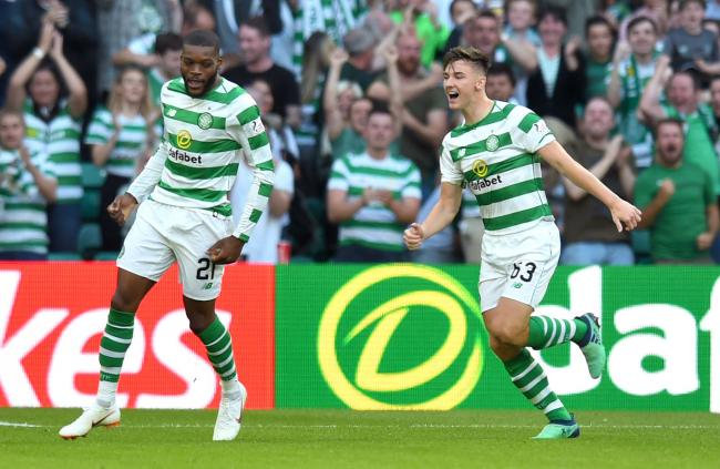 Mikey Johnston says that Kieran Tierney is an inspiration to the young players at Celtic.