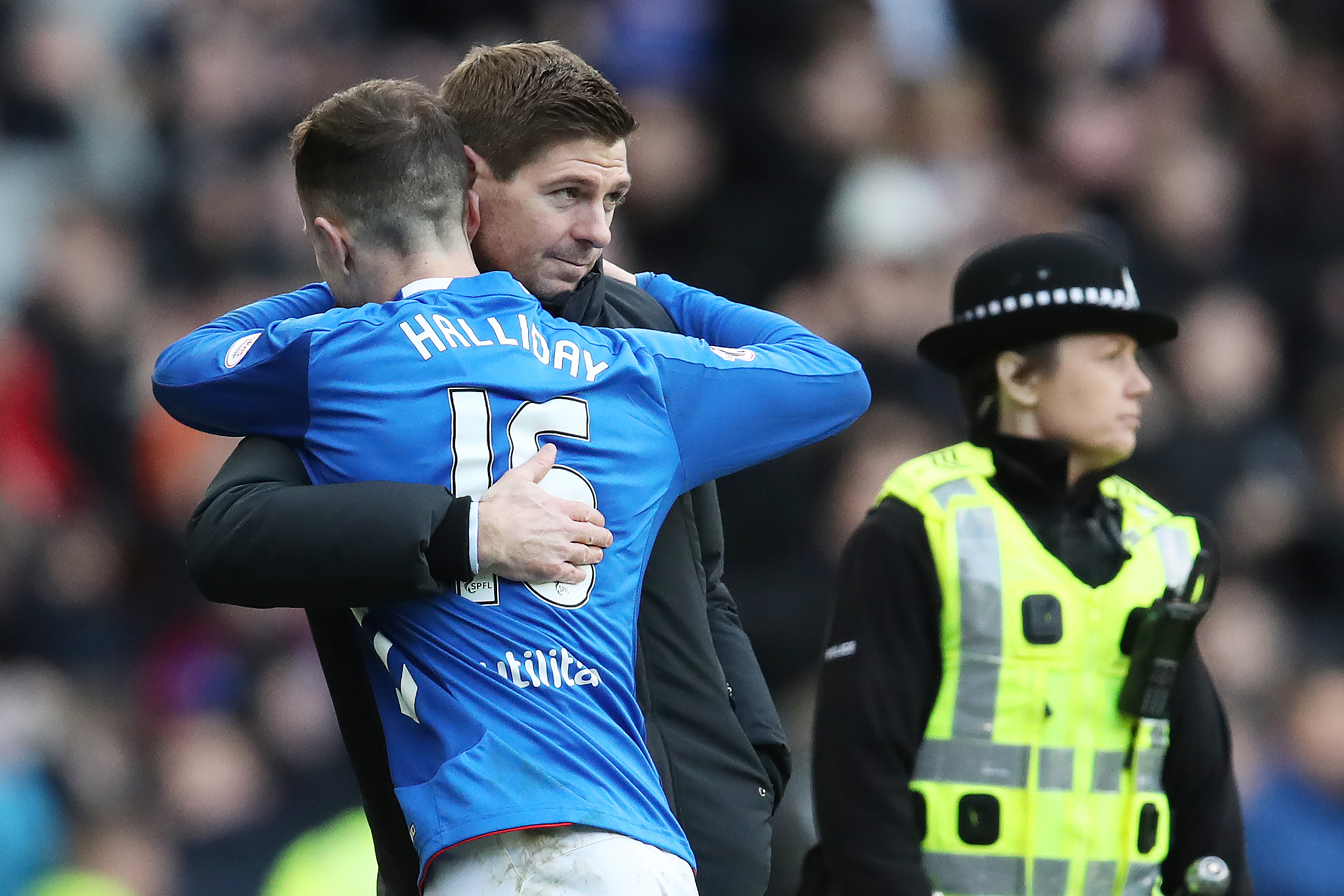 Andy Halliday: This is the most confident I've felt going into a campaign with Rangers