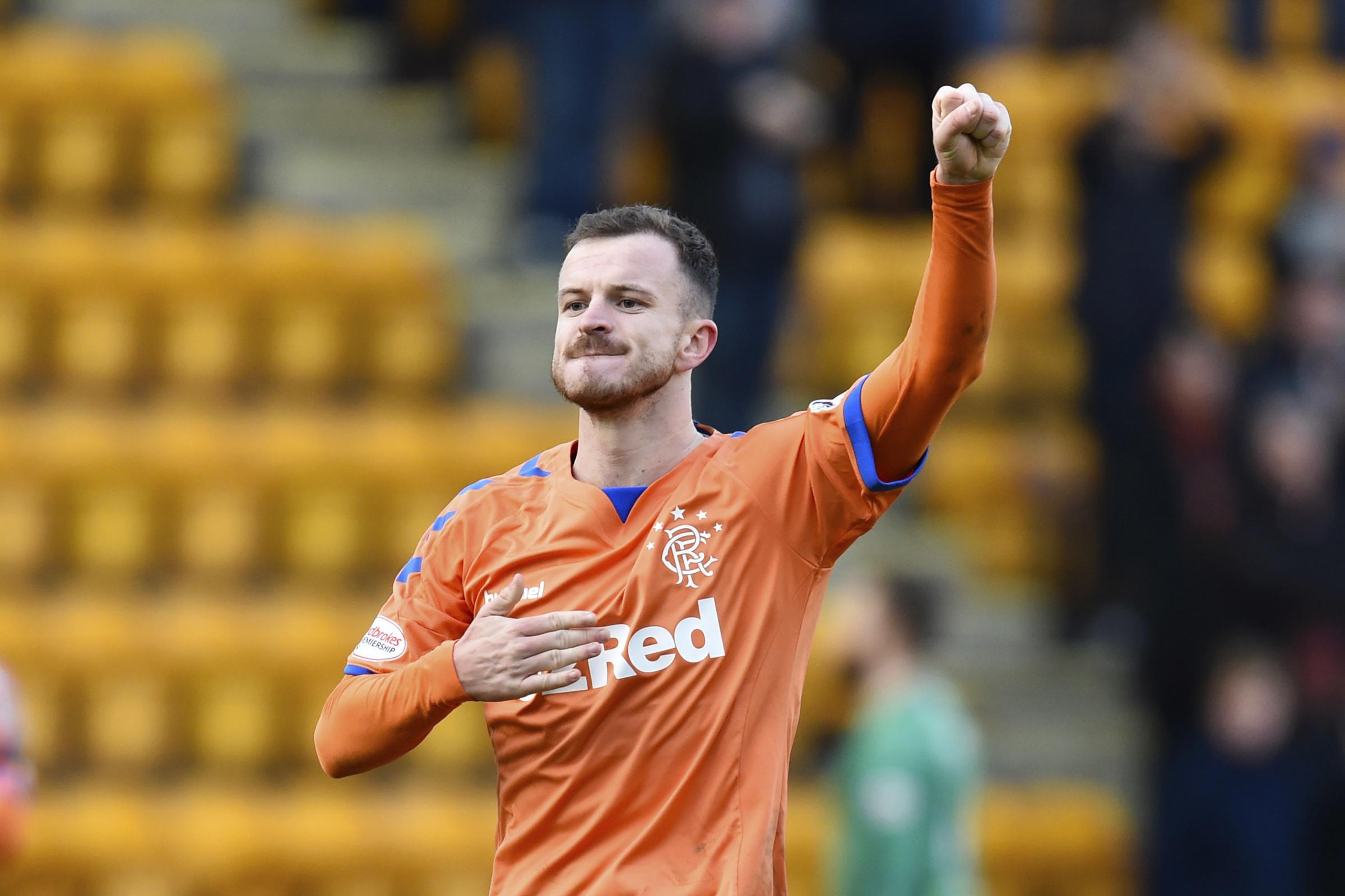 Andy Halliday: Rangers simply can't end another season with no winner's medals