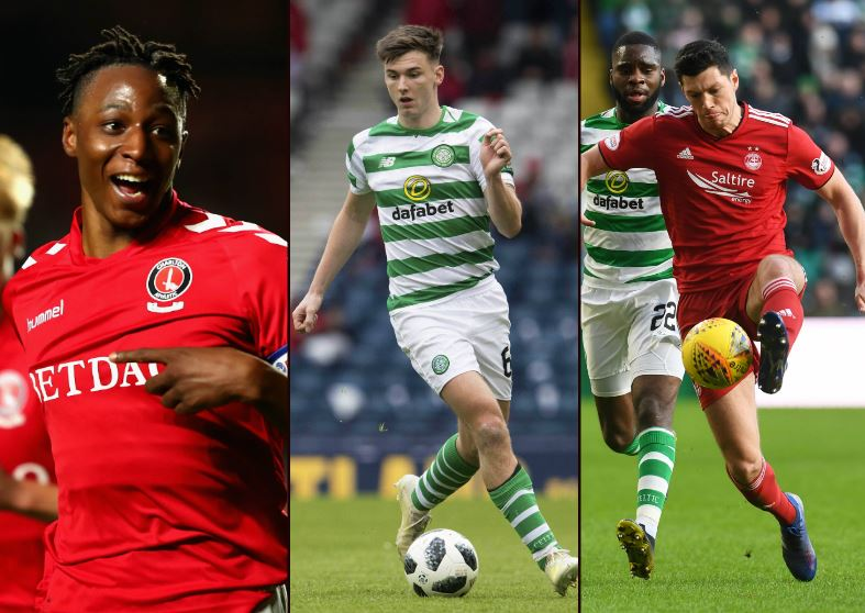 The Bulletin: Arsenal make second Tierney offer   No Celtic bid for Aberdeen defender McKenna   Gerrard convinced Aribo to join Rangers