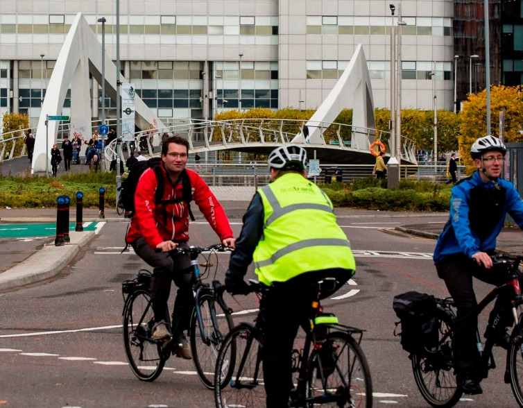 Council to spend more than £4m to double number of Glasgow cyclists