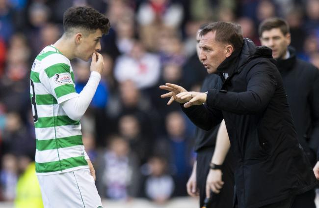 Mikey Johnston thinks the experience of losing at Ibrox last season can stand him in good stead for the challenge of being a Celtic first-team player.