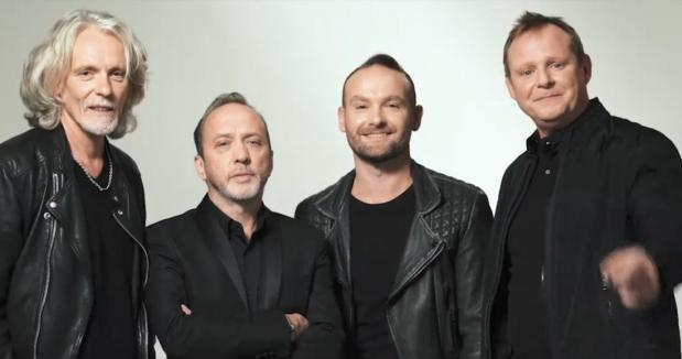 'This feels like a homecoming': Wet Wet Wet announce Scottish tour