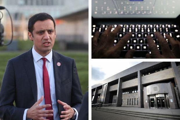 Labour MSP Anas Sarwar 'feared for own and family's safety' after abusive and racist emails