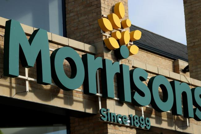 Two thugs violently attack man who was on his way to Morrisons supermarket