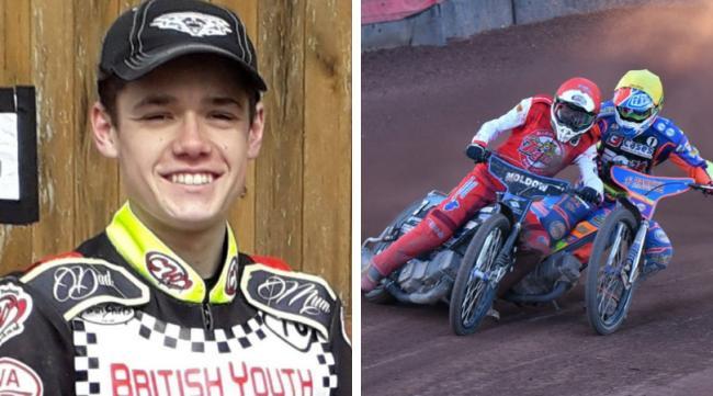 Over £8,000 raised for racer Sam Norris battling brain injuries after crash