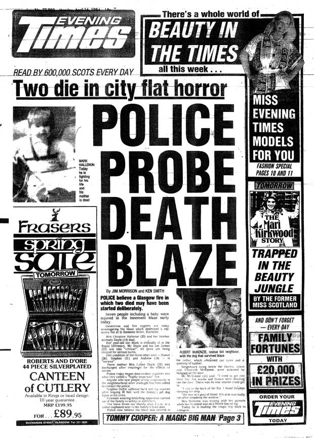 Evening Times: