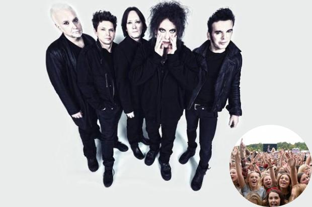 The Cure in Glasgow: details about Summer Sessions show