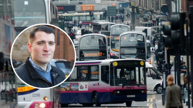 Taking bus services public is 'golden opportunity', says Glasgow MP