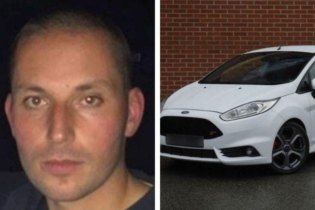 Gregor Gibbons disappeared after leaving his home in Colston on Tuesday