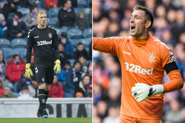Allan McGregor pep talk convinced Robby McCrorie to leave Rangers on loan
