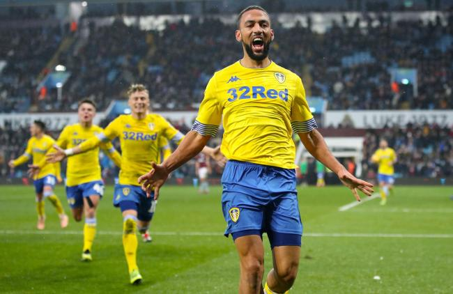 Ex-Leeds striker Noel Whelan reckons Kemar Roofe's head has been turned by Rangers PHOTO: PA