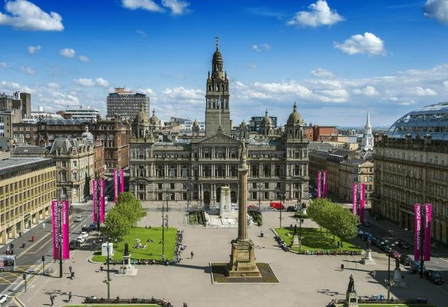 Pedestrianise George Square? What a load of rubbish - leave it alone