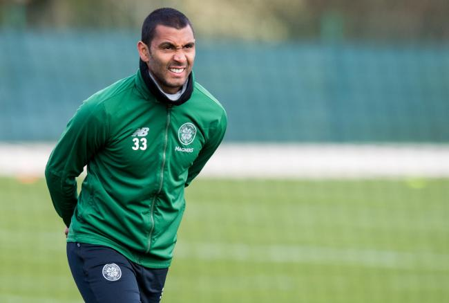 Ex-Celtic defender Marvin Compper feels he didn't fit in at Celtic PHOTO: SNS