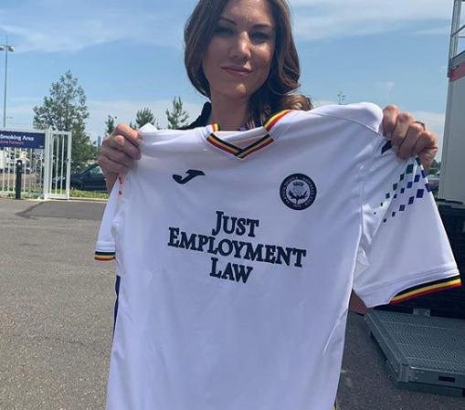 USA Women's World Cup icon Hope Solo hails Partick Thistle's LGBT+ away kit