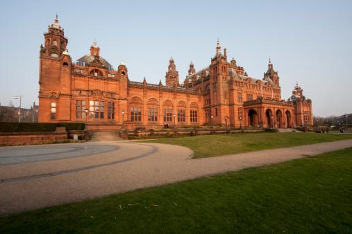 Kelvingrove art gallery was closed yesterday due to an electrical fault