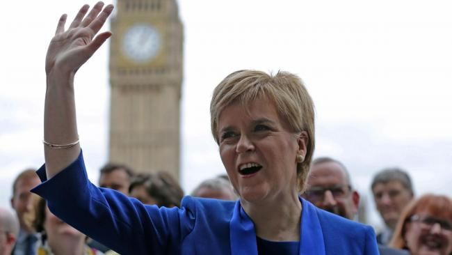 Nicola Sturgeon and her party have ruined Scotland - they have to go