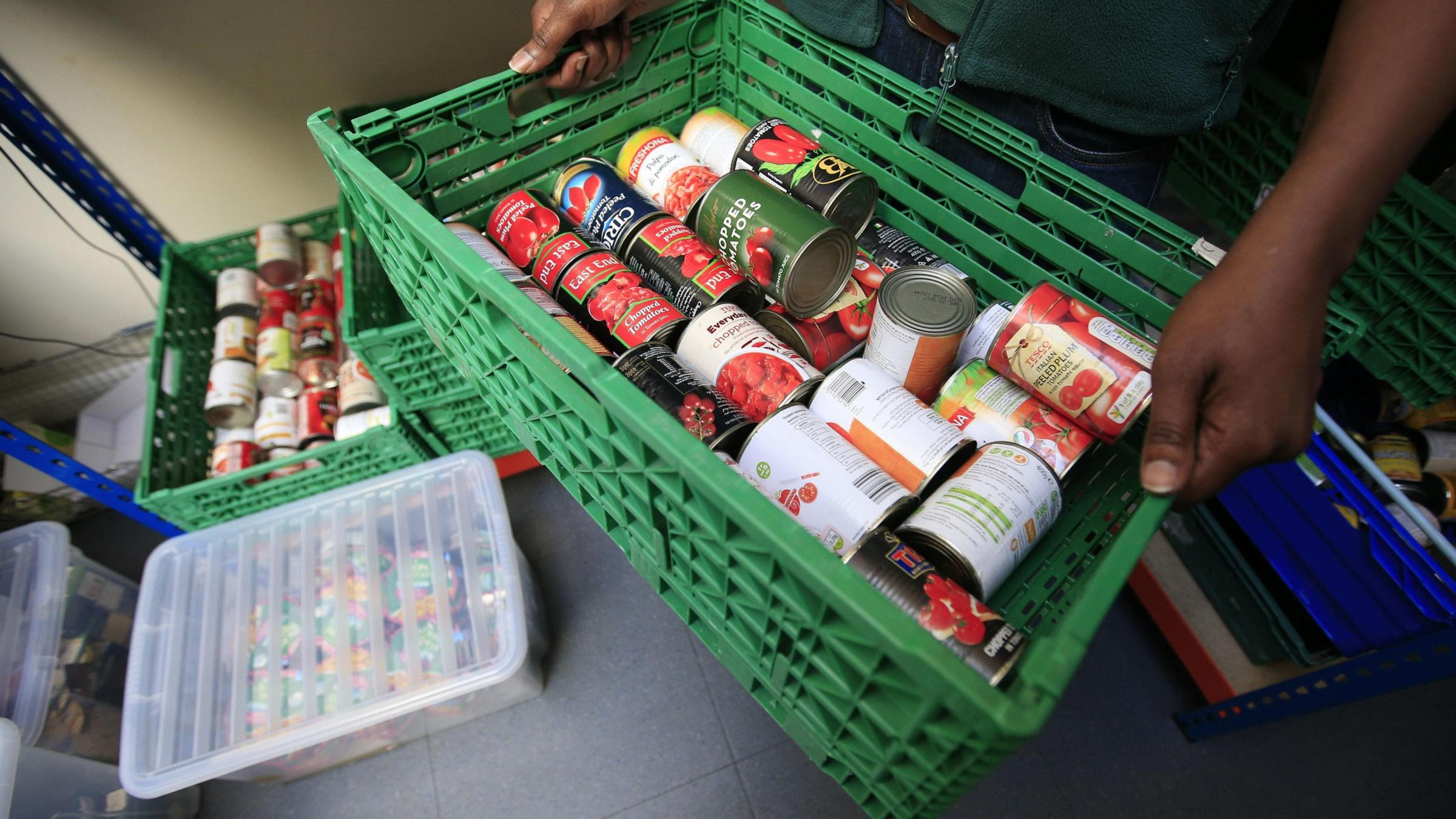 Glasgow foodbanks 'hand out highest amount' of emergency parcels in Scotland