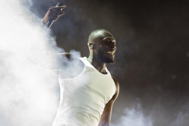 Evening Times: Stormzy on the main stage at TRNSMT 2019