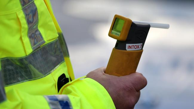 Number of drink-drivers snared during police campaign revealed