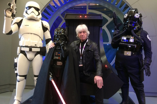 Tributes pour in as beloved Scottish Star Wars actor dies