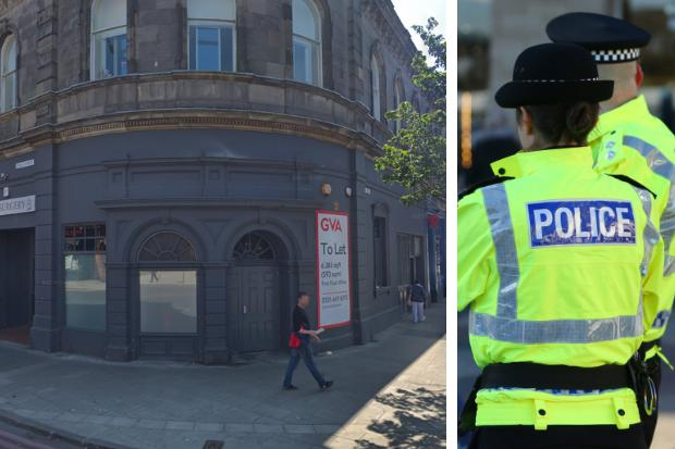 Man with Glasgow accent leaves pub-goer in hospital after 'random attack'