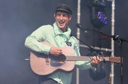 Gerry Cinnamon's album charts again after playing TRNSMT