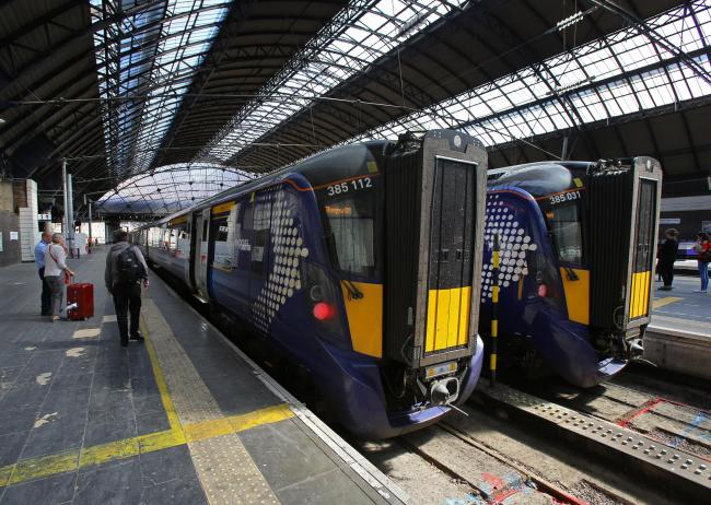 Extra seats added to Glasgow trains for Euro 2020 match at Hampden Park