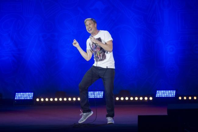Russell Howard in Glasgow: Details about the Hydro show