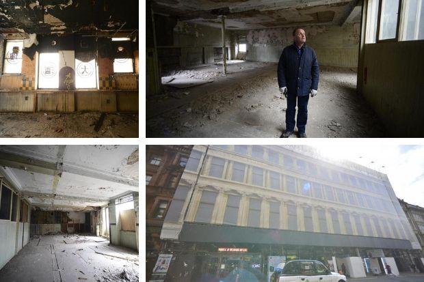 Egyptian Halls: Developer's plea to save Glasgow masterpiece