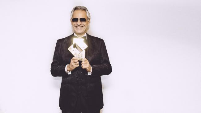 Andrea Bocelli in Glasgow: Details about the Hydro show