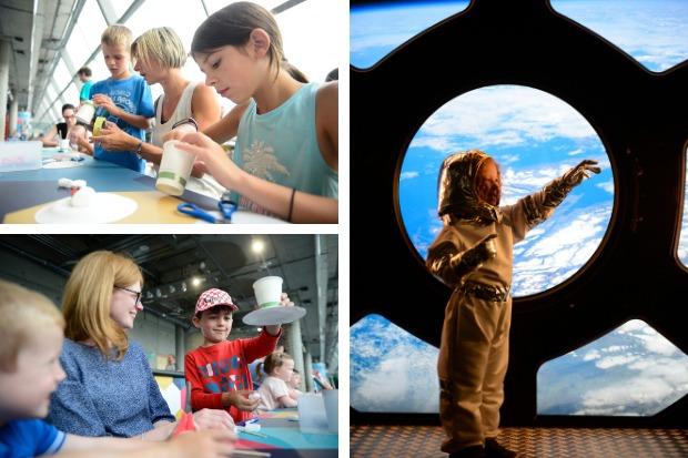 Glasgow science centre's lunar adventures mark 50th anniversary of moon landings