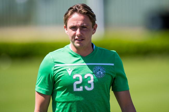 Scott Allan hilariously touted for Ballon d'Or after spectacular Hibs assist vs Rangers