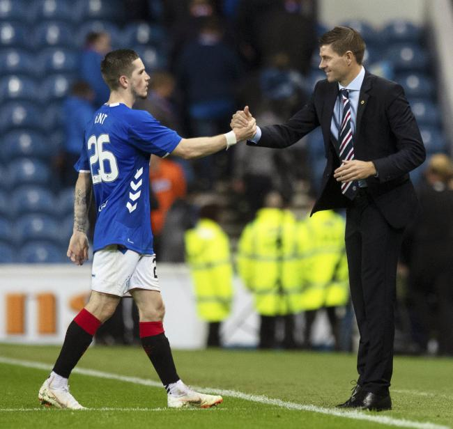 Steven Gerrard is desperate to bring Liverpool winger Ryan Kent back to Rangers.