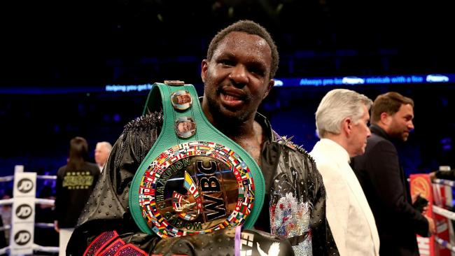 Whyte recovers from ninth-round knockdown to beat Rivas