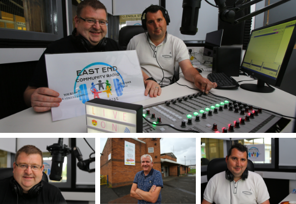 Youth development at the heart of East End Community Radio's launch