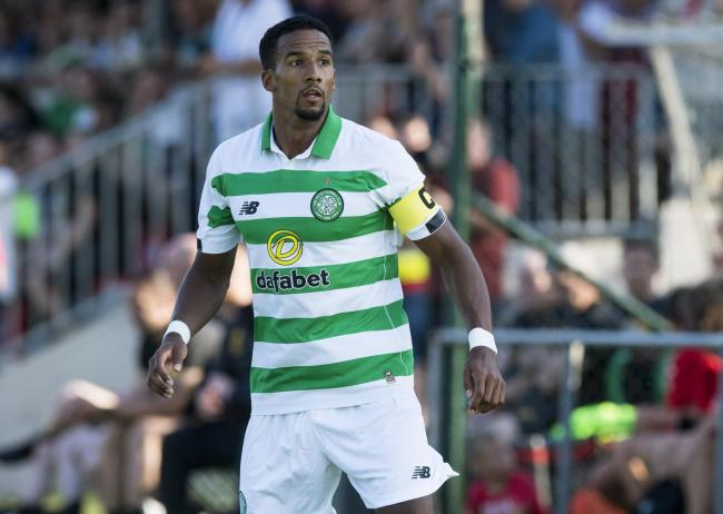 Scott Sinclair was reportedly involved in a bust-up with a Motherwell groundsmen PHOTO: PA