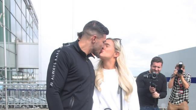Love Island: Molly-Mae Hague 'shocked' after Anton Danyluk unfollows her