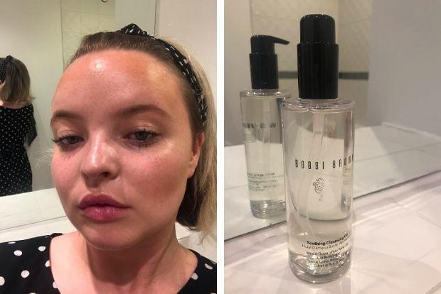 Carla Jenkins reviews the Bobbi Brown Soothing Cleansing Oil