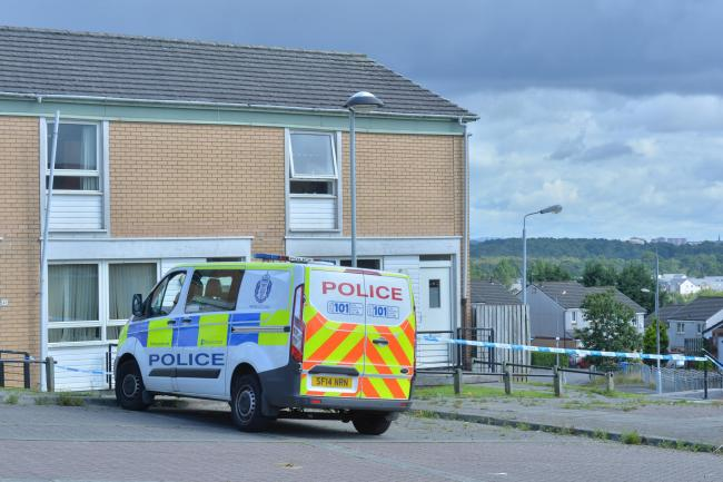 Woman appears in court charged with attempted murder of pensioner in Priesthill