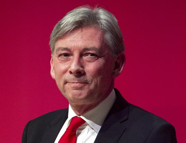 DUNDEE, SCOTLAND - MARCH 08: Scottish Labour leader Richard Leonard attends the Scottish Labour Party Conference at the Caird Hall on March 8, 2019 in Dundee, Scotland. The three day conference will also feature speeches from party leader Jeremy Corbyn an