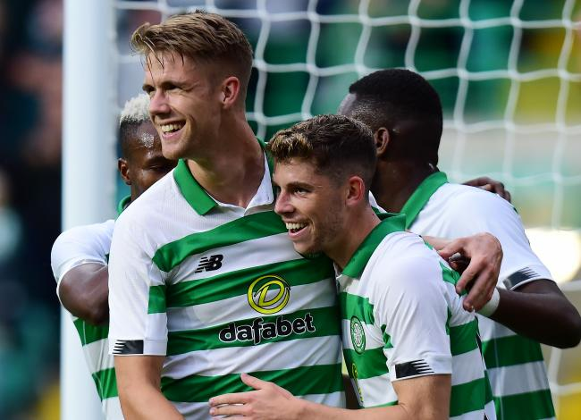 Celtic star Kris Ajer reveals wind-up merchant Ryan Christie has been pestering him to score more goals this season